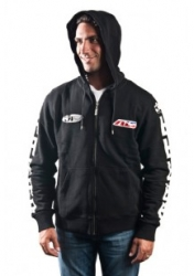 JT HOODIE OVAL PATCH
